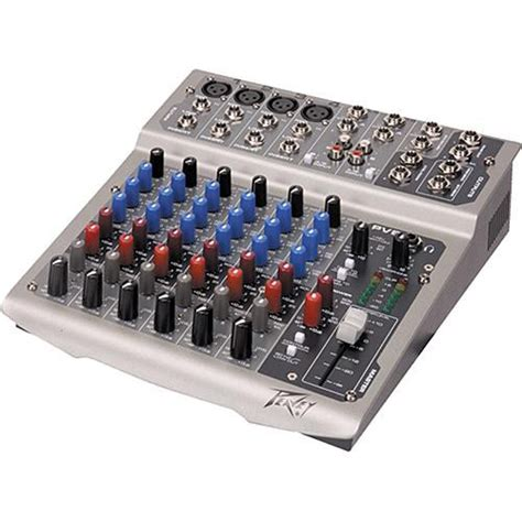 Mixer Audio Sound peavey pv8 live sound mixer with 8 channels 00512040 b h photo