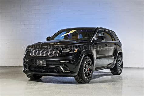 Armored Jeep Grand Srt8 For Sale Armored