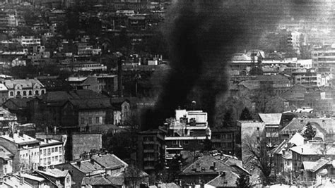 siege sarajevo two decades after siege sarajevo still a city divided npr