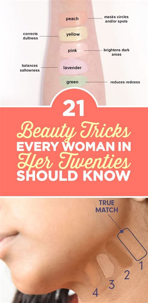 20 best beauty tips and tricks for women 21 20genius 20beauty 20tricks 20every 20woman 20should