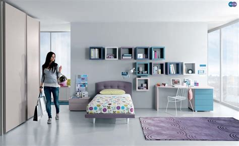 cool teenage rooms aqua lavendar white cool teens room design ideas
