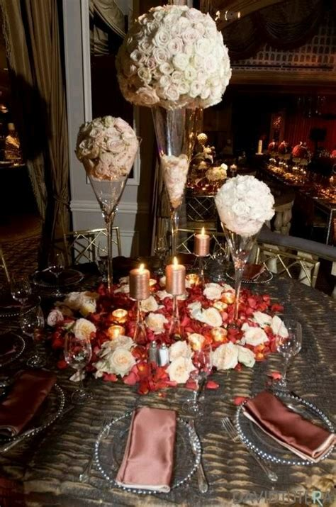 David Tutera Decorations by David Tutera Centerpiece Centerpieces And Floral