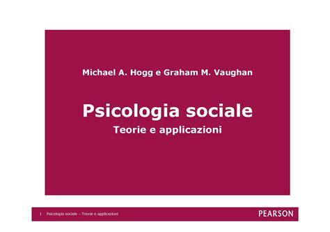 dispense psicologia elementi dispensa di psicologia