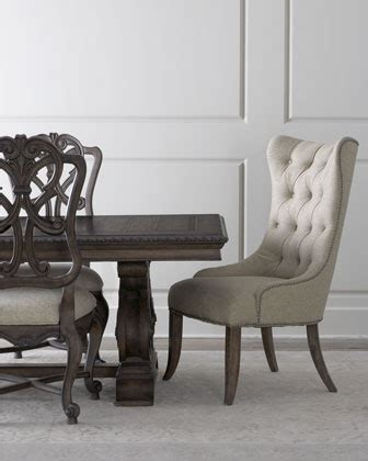 Horchow Dining Chairs Quot Donabella Quot Dining Furniture At Horchow River House Pinterest