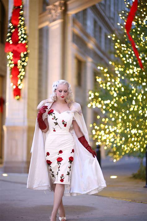 rachel ann jensen merry christmas beau gant red gloves