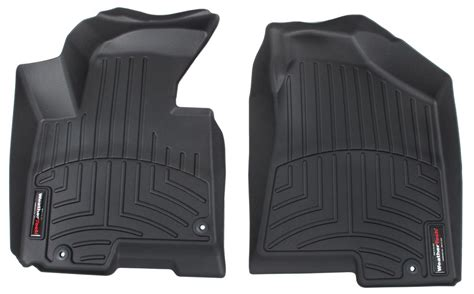 floor mats for 2012 kia sportage weathertech wt442921