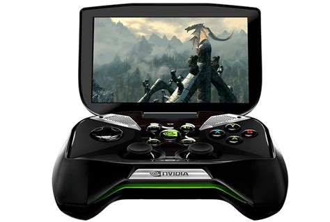 android gaming handheld nvidia shield tegra 4 powered android based handheld gaming device shipping this june for 349