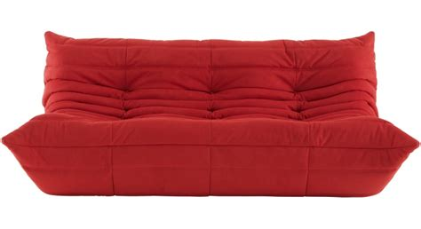 canap駸 ligne roset togo sofas designer michel ducaroy ligne roset