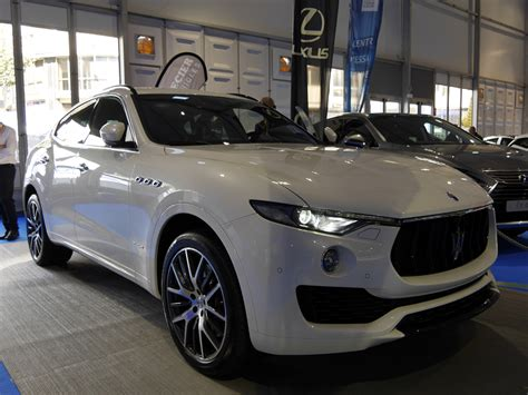 levante maserati white maserati levante white color suv all andorra