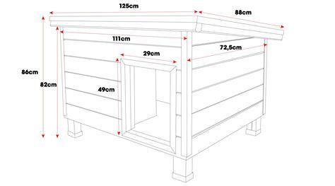 Prix D Une Maison A Construire 2530 by Niche Savanne Indiana 3 125 X 88 X 86 Cm 2530 Achat