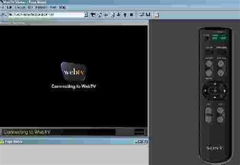 webtv it web tv viewer