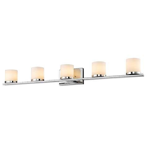 5 vanity light 5 light vanity fixture chrome iron blog