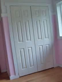 Two Door Closet White Closet Door Storage Diy Projects