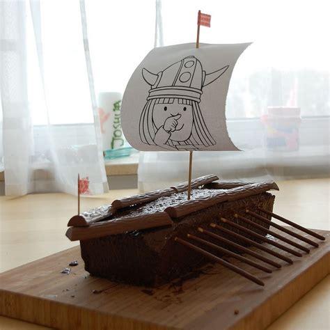 Wickie Kuchen Kuchen Muffins Co Boats