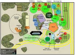 Backyard Orchard Culture Realeyes Farm Permaculture Design Zone 1 Layout Details