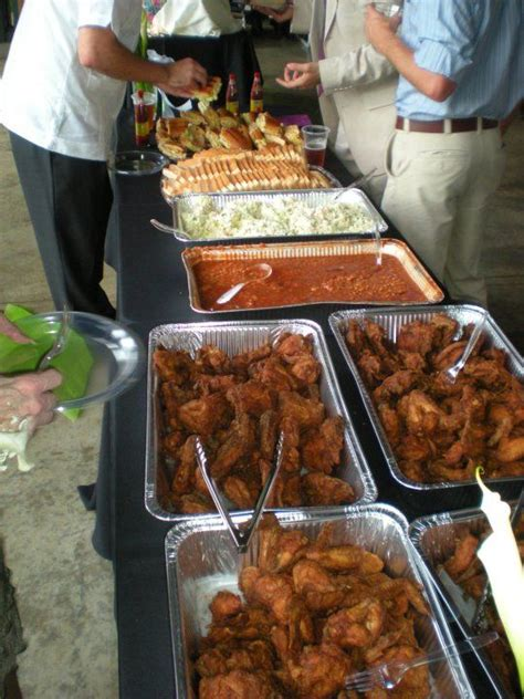 Down Home Southern Wedding Buffet Dpmc Weddings Inexpensive Buffet