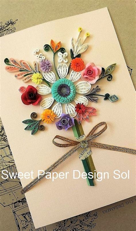 Quilling Wedding Bouquet by 575 Best Images About Quilling On Quilling