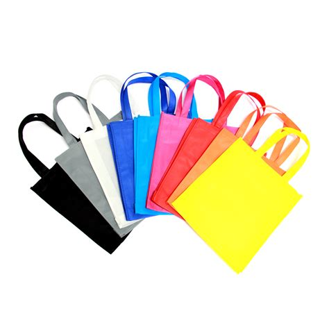 Ready Stok ready stock non woven bags print and pack