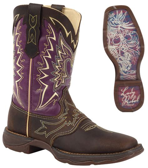 s durango boots durango boots rebel let fly s 10 quot leather