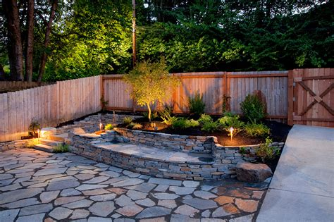 landscape lighting zero xeriscaping drought proof landscape design sacramento