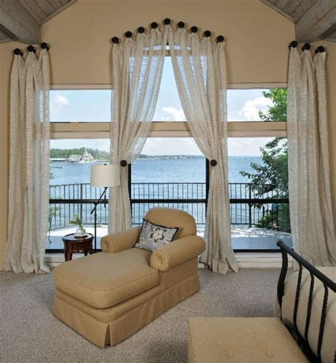 doors windows master bedroom sheer curtain treatment ideas curtain treatment ideas custom vintage door knobs and how to give them a new purpose
