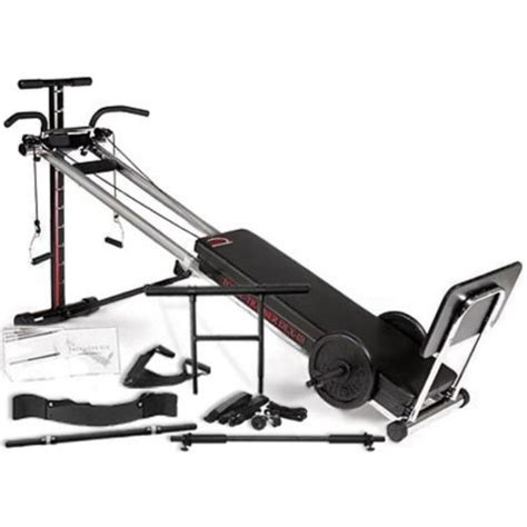 bayou fitness total trainer dlx iii home