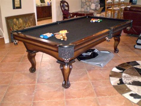 olhausen pool tables houston olhausen pool table ping pong top espotted