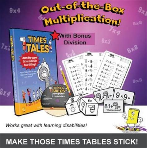 how to teach multiplication tables to dyslexic 57 best images about tech tools and apps on