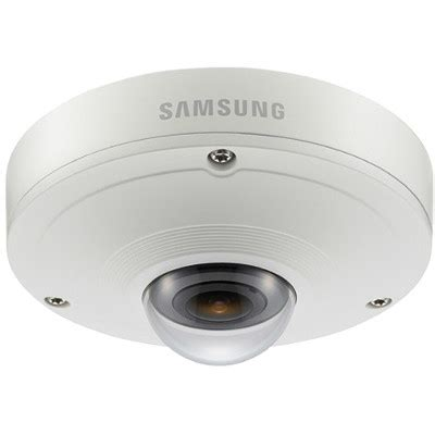Kamera Fisheye Untuk Samsung samsung snf 8010vm kamera ip zewn苹trzna z obiektywem fisheye