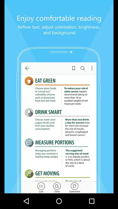 foxit reader for mobile foxit mobilepdf for kindle free