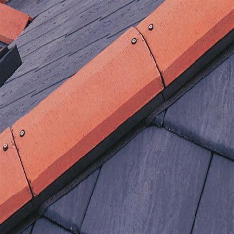 Tuile Faitiere Redland by Redland Universal Hip Ridge Tile Terracotta