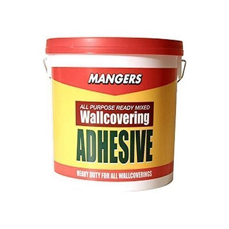How To Make Wall Paper Paste - mangers 1kg ready mixed all purpose wallpaper paste