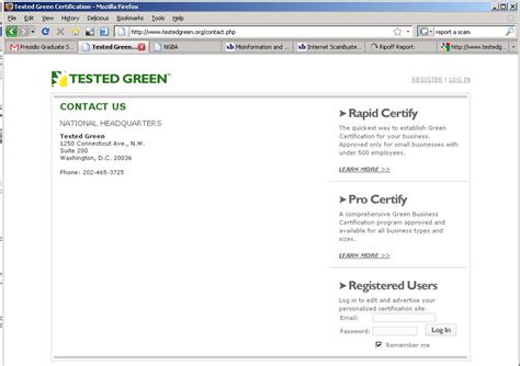 Sfia Green Mba Reviews by Ripoff Report Tested Green Complaint Review