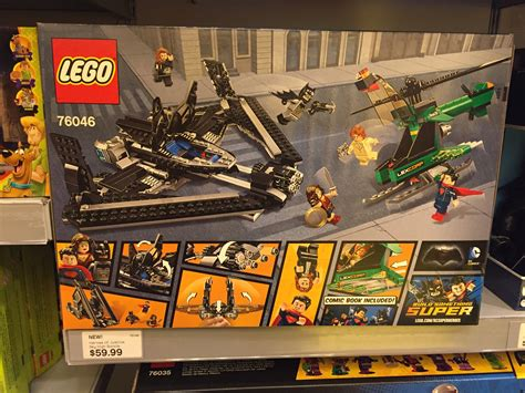 Vs Batwing Box 2016 lego marvel dc sets released in stores photos