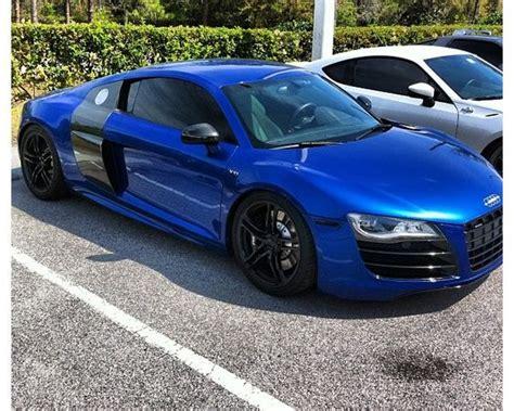 royal blue audi aesthetically pleasing cars