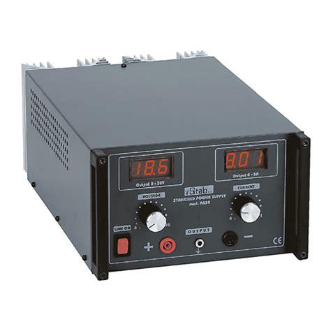alimentatore variabile ali32 0010alimentatore stabilizzato 0 5a variabile 0 30v
