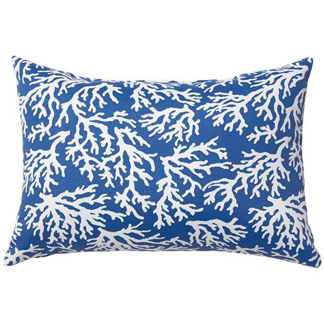 Home Decorators Outdoor Pillows by Home Decorators Collection Faylinn Atlantic Standard
