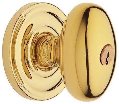 Egg Shaped Door Knob by Baldwin Hardware Baldwin Estate 5225 Egg Shaped Door Knob