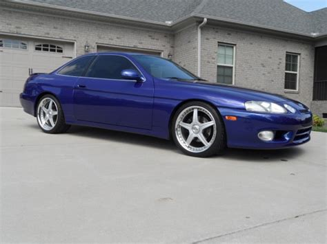 lexus sc400 blue 1997 lexus sc400 6 250 or best offer 100527284 custom