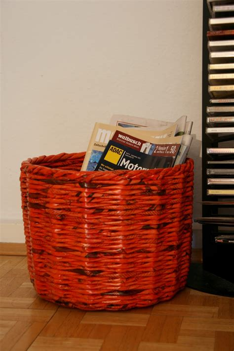 Paper Basket For - kalakosh recycled paper basket