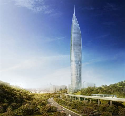 Korea Light 20 amazing skyscrapers you can actually visit soon hongkiat