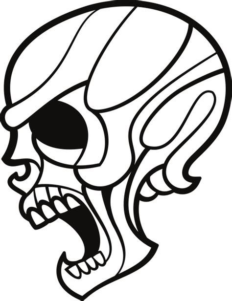cartoon skull coloring page 220 cretsiz vekt 246 r 231 izim kemikler insan kafatası korkutucu