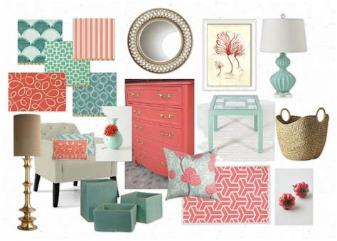 aqua and coral bathroom coral aqua bathroom colors decorate it pinterest