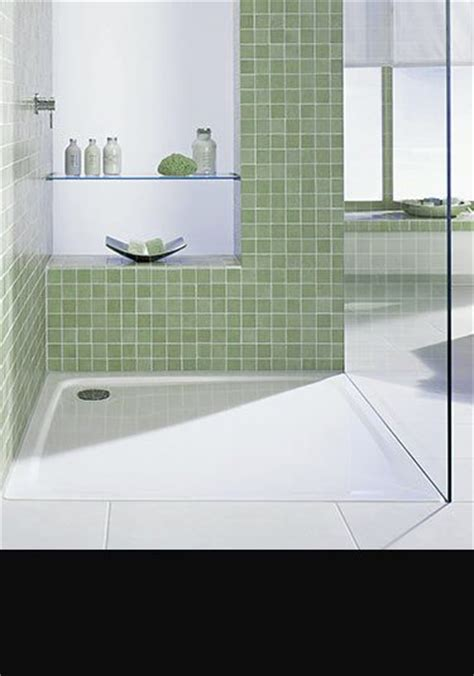 Low Access Shower Trays by Walk In Level Access Low Profile Shower Trays