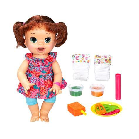 Baby Alive Snack Snackin Boneka Baby Alive Snackin jual baby alive snacks snackin mainan anak harga kualitas