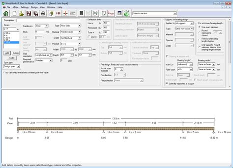 woodworks software nordic structures nordic ca bois d ing 233 nierie
