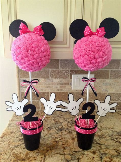 minnie mouse centerpieces minnie mouse centerpieces minnie mickey