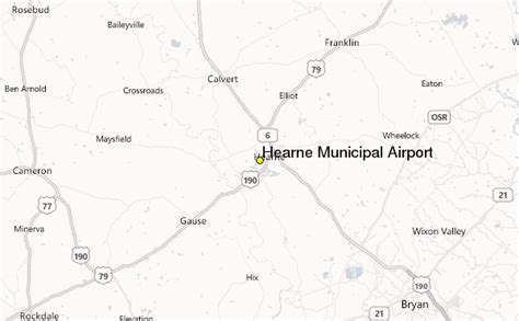 hearne texas map hearne municipal airport weather station record historical weather for hearne municipal