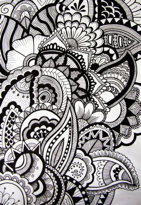 cool pattern drawing pinterest the world s catalog of ideas