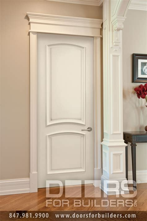 Custom Paint Grade Mdf Interior Powder Room Door Custom Mdf Interior Door